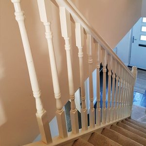 glass balustrade in Hoddesdon