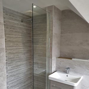 Essex bespoke shower screens